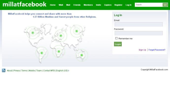 social networking place for muslim & other